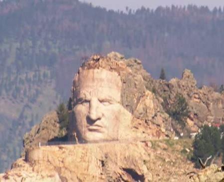 Crazy Horse Web